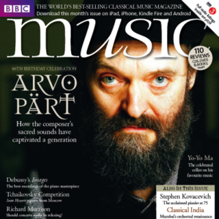 CoverBBCMusicMagazine