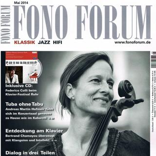 CoverMagazineFONOFORUM