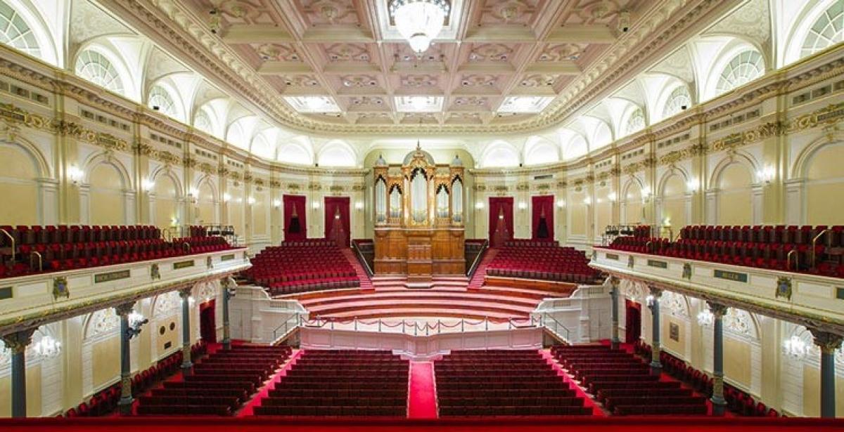 Amsterdam concertgebouw for Adagio amsterdam