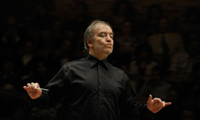 Prestigious collaboration with Valery Gergiev