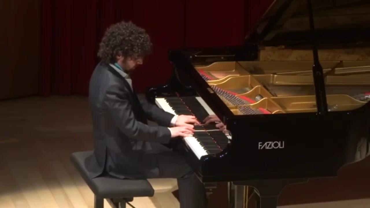 Federico Colli plays Scarlatti: 4 Sonatas