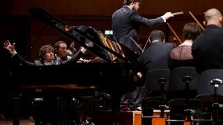 Federico Colli's debut at the Parco della Musica: Rachmaninov Piano Concerto no. 3 (live in Rome)